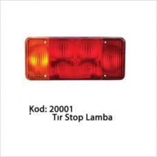 Универсальные задние стопы IVECO TRUCK STOP LAMP 20001