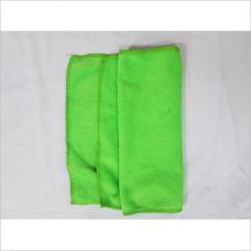 Тряпка Microfibra зеленая