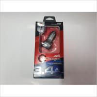 Автомобильное зарядное устройство 3.4A G41-1