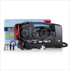 219000 ALCA - Pompa de aer ptr automobile+LED lamp 3 in1, 12V144W, 12L/min/компрессор+LED фонарь