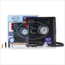 233000 ALCA - Pompa de aer ptr automobile 3 in1 12V120W, 12L/min/компрессор+LED фонарь