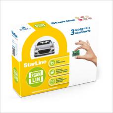 Адаптер CAN шины StarLine 2CAN-LIN Мастер (1шт)