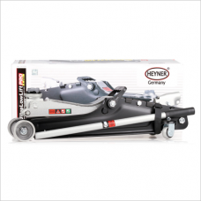 347020 HEYNER - Cric hidraulic troley auto, 2,25 tone, extra plat PRO/домкрат гидравл. подкатной