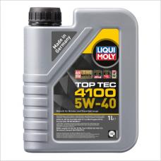 НС-синтетическое моторное масло Top Tec 4100 5W-40 1л