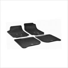 Резиновые коврики GUMARNY ZUBRI для AUDI 100/A6-1997 (255199)