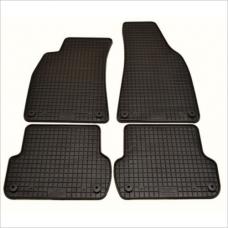 Резиновые коврики GUMARNY ZUBRI для Audi A4 B6/B7 (00-95)