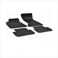 Резиновые коврики GUMARNY ZUBRI для Audi A4 B8(07-)/A5