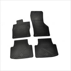 Резиновые коврики GUMARNY ZUBRI для Audi A4 B9(2015),A5 B9(2016),A5 20016