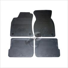 Резиновые коврики GUMARNY ZUBRI для Audi A6 C6 (04-06)
