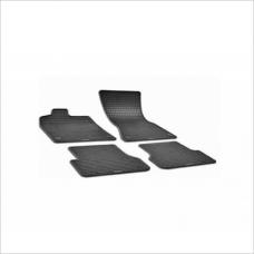 Резиновые коврики GUMARNY ZUBRI для Audi A6/A7 (C7)(11-)