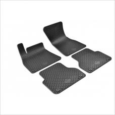 Резиновые коврики GUMARNY ZUBRI для Audi A6/A7 (C8)(2018-)