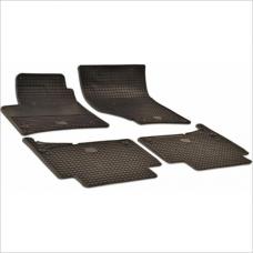 Резиновые коврики GUMARNY ZUBRI для Audi Q5 (08-)