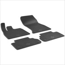 Резиновые коврики GUMARNY ZUBRI для Audi Q5 (2017-)