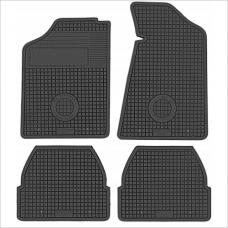 Резиновые коврики GUMARNY ZUBRI для Audi 80 (B3)90,B4(86-94)