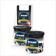 Areon Can Gel Black Crystal