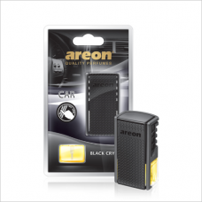 Areon Car Color Black Crystal 8ml