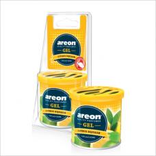 Areon Can Gel Citrus Squash