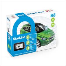 Автосигнализация StarLine E66 (BT+ECO)