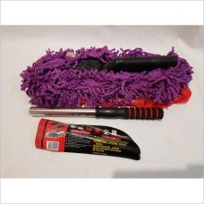 Щетка для уборки фиолетовая