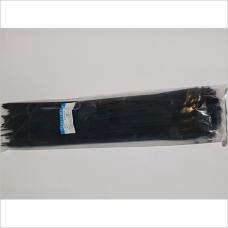 Хомуты черные 3.6*370mm 100шт.Y7-249