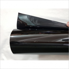 Тонировочная пленка SuperDarkBlack 90% 1.5m*30m
