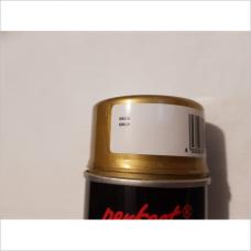 Краска DecoLack GOLD золотая 400ML