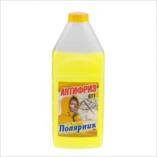 Антифриз Полярник 1kg Yellow/Желтый