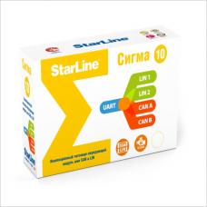 Интерфейсный модуль StarLine Сигма 10