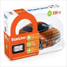 Автосигнализация StarLine E96 (BT+ECO+запуск двигателя)